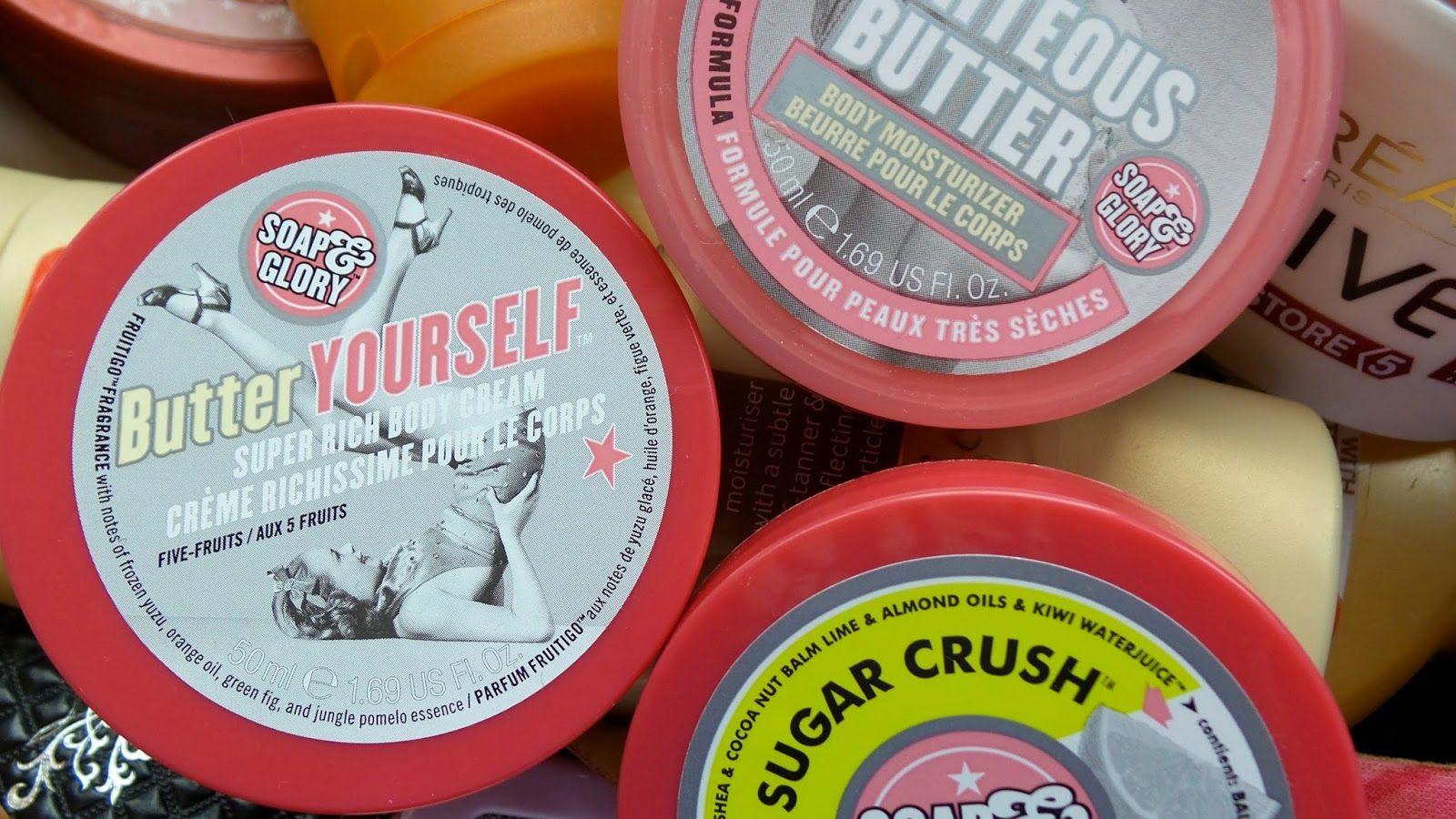 Eltoria Soap & Glory Body Butters Body butter, Body