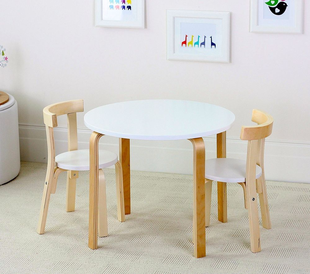 Child Table And Chair Set Round Table And Chairs Wooden Table And Chairs Kids Table And Chairs