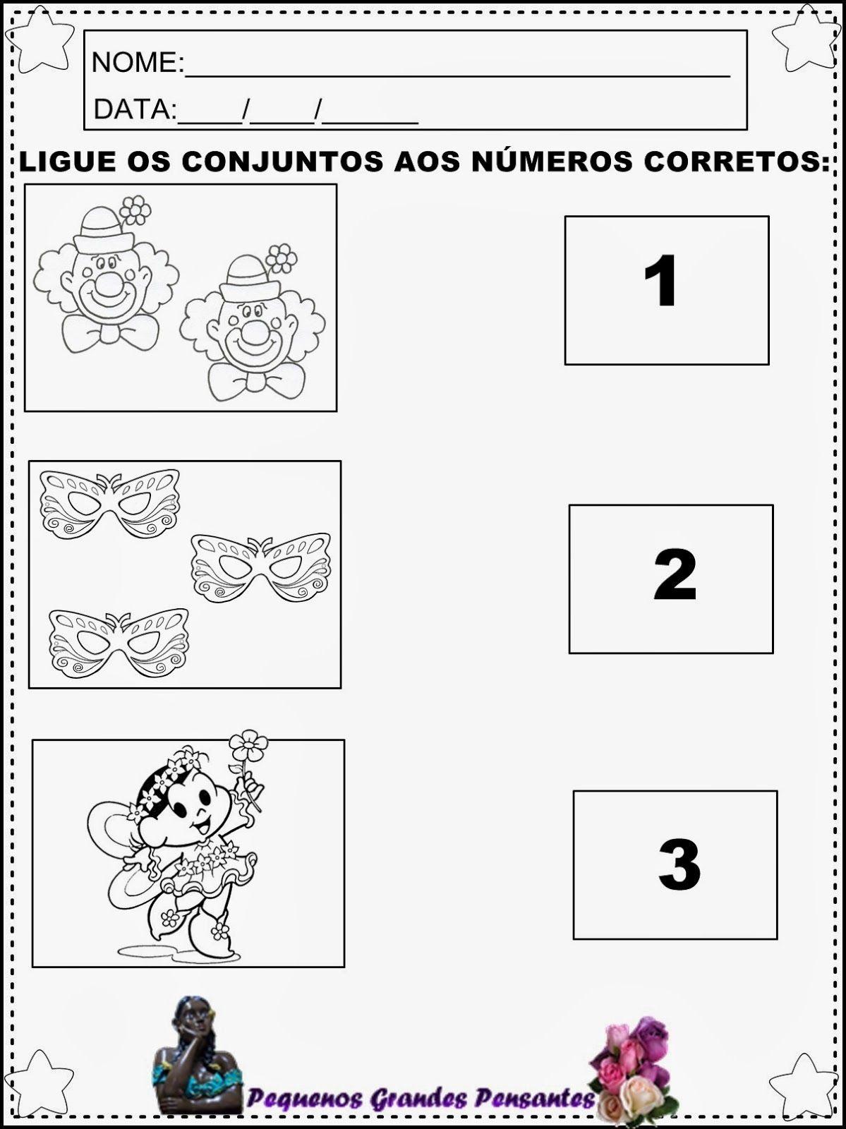 Resultado De Imagem Para Carnaval Atividades Educacao Infantil