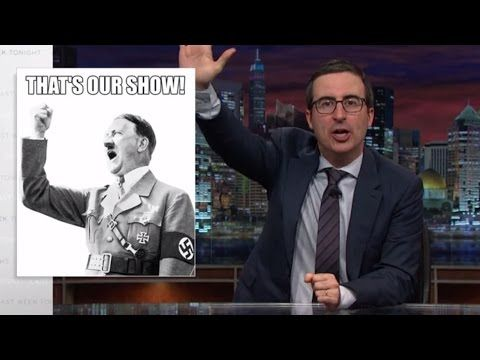 John oliver cryptocurrency quote