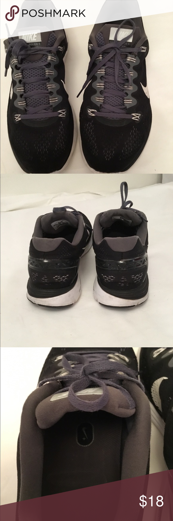 Nike Lunarglide 5 Tennis Shoes Nike Lunarglide 5 Dynamic Support Size 11 Nike  Nike Lunarglide 5 Tennis Shoes Nike Lunarglide 5 Dynamic Support Size 11 Nike