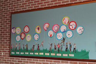 Juf Leej: Mijn klaslokaal