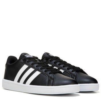 adidas Men's Neo Cloudfoam Advantage Stripe Sneaker Shoe   Striped ...