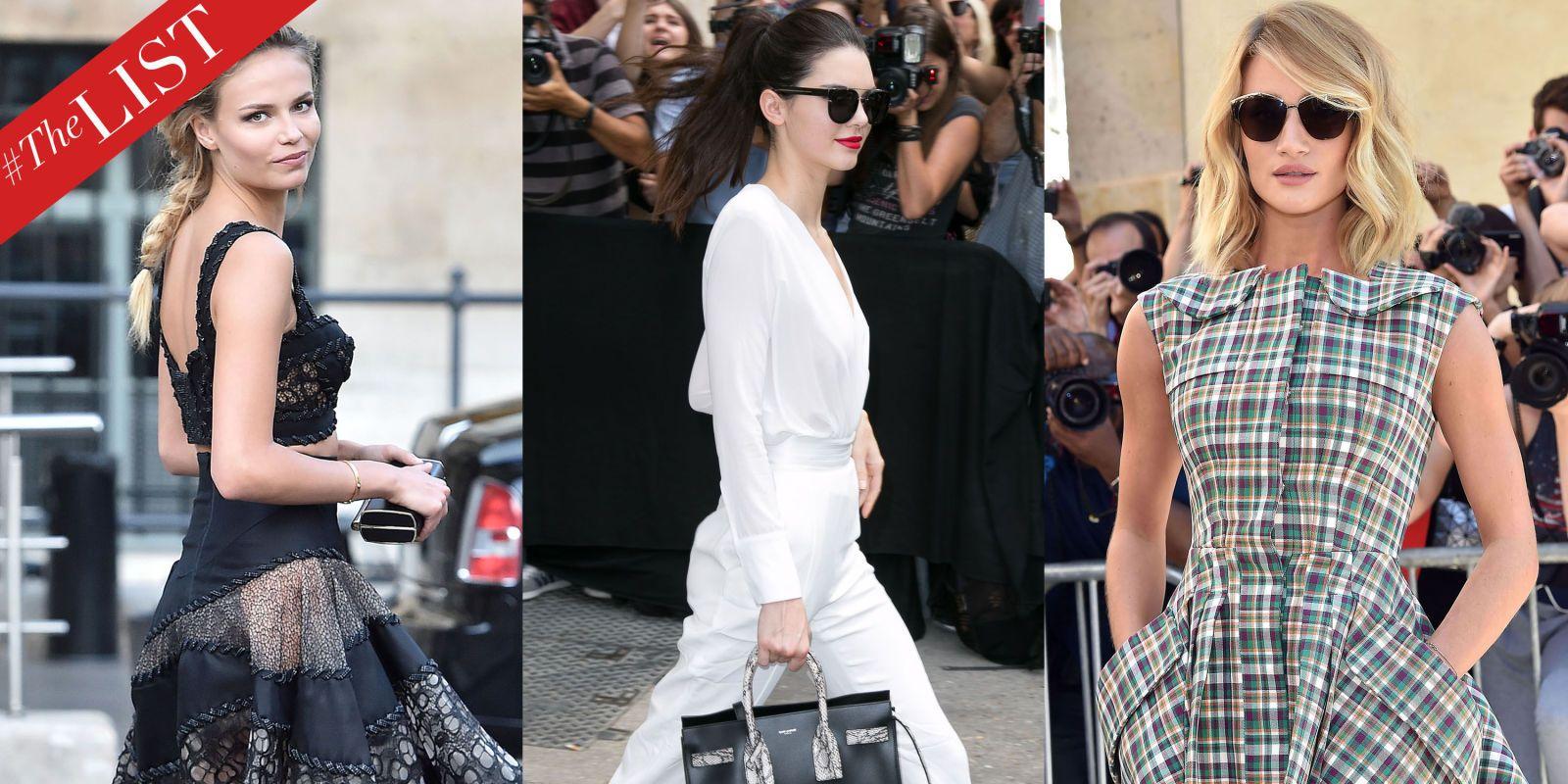 TheLIST: Street Style Beauty Inspiration