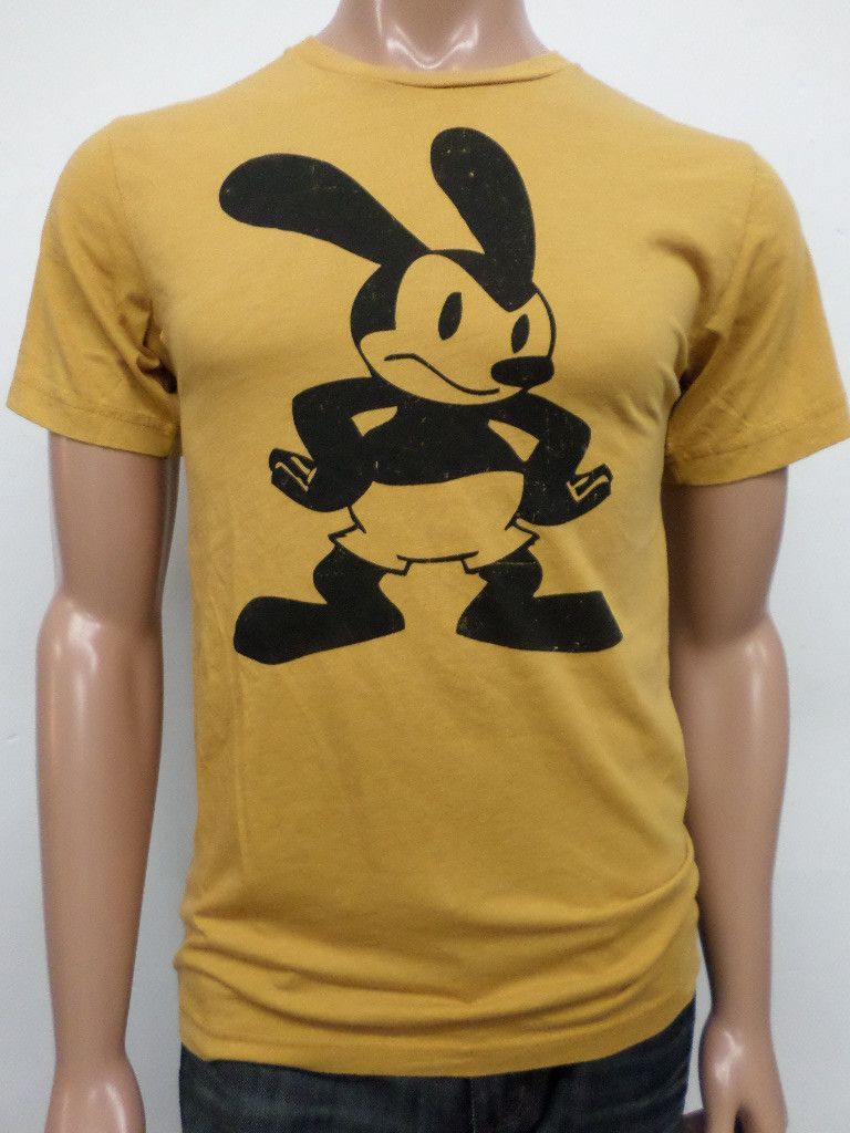 "Disney Artist Collection Mouse T ""Vintage Mickey"" – Men's T-shirt – S / M / L / XL – TS43471015"