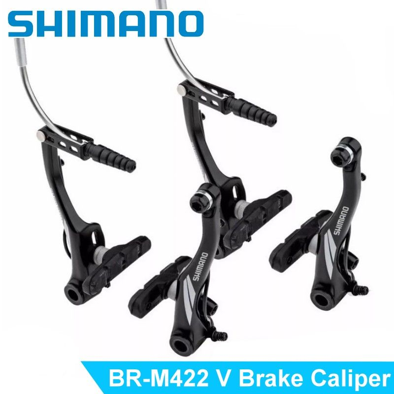 Shimano Br M422 V Brake Caliper Mountain Bike Aluminum Bicycle