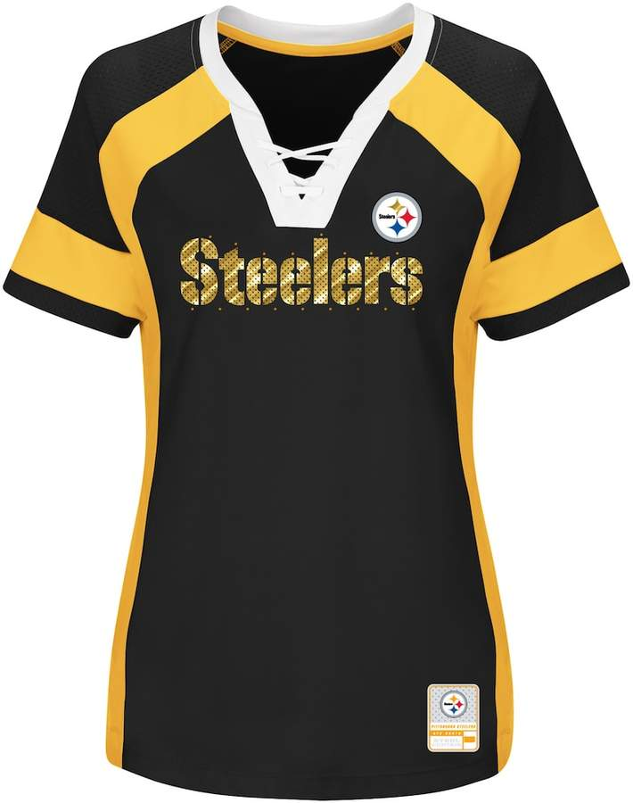 timeless design cb950 13666 Plus Size Majestic Pittsburgh Steelers Draft Me Tee | Products