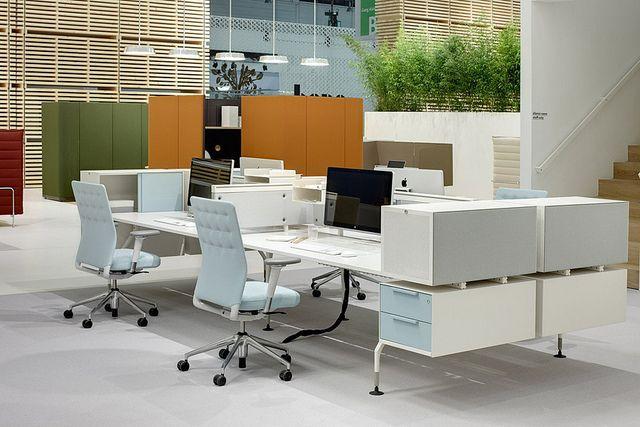 Citizen Office Theme By Vitra Office Furniture Design Office Interior Design Corporate Office Design