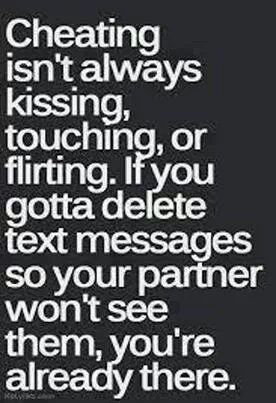 flirting vs cheating committed relationship quotes funny pics funny