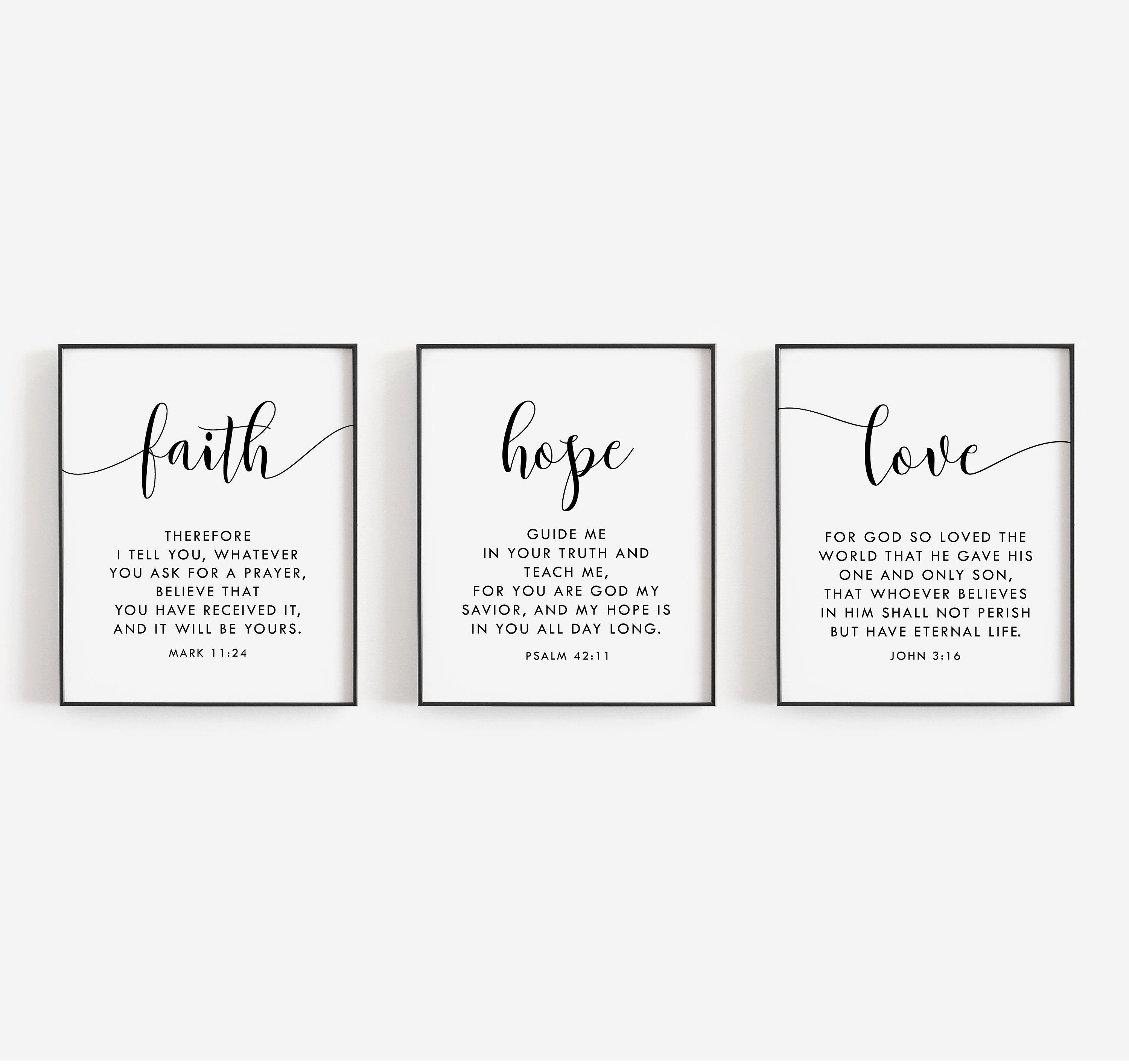 """Unique Wall Art Decor Print Quote Romantic Gifts for Him 16x24/"""" No Frame"""