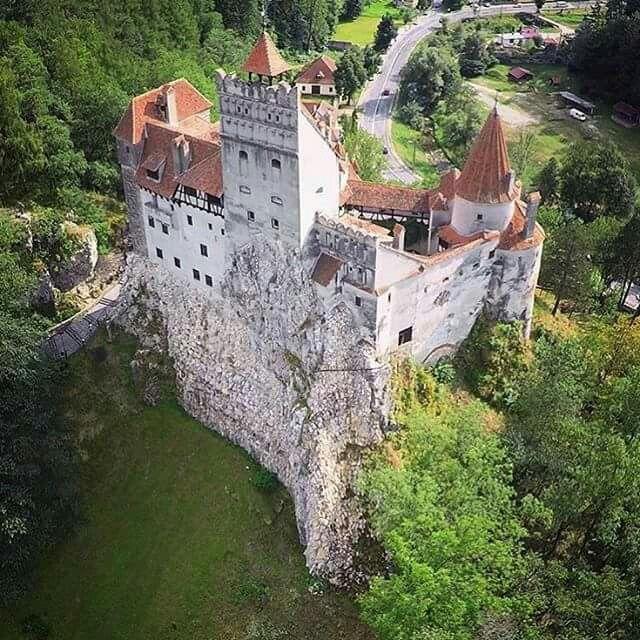 Castle in Romania