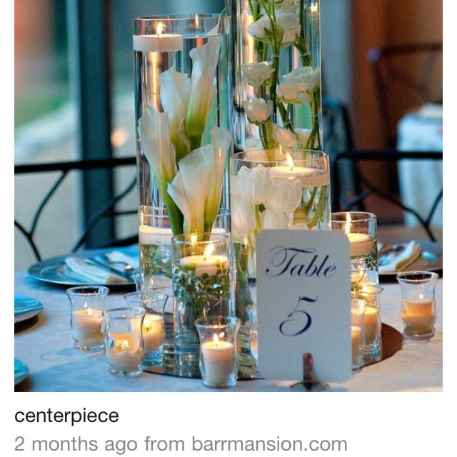 center pieces my i want to get married board pinterest rh pinterest com