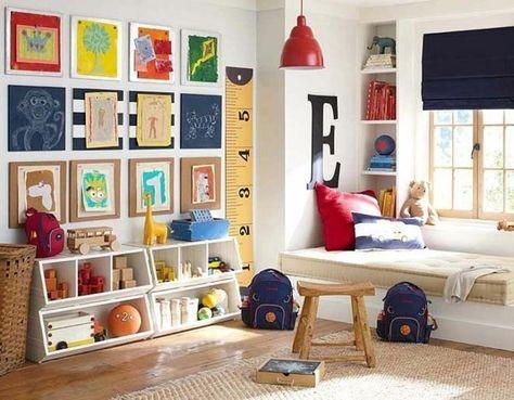 Photo of Kinderzimmer für Jungs – farbige Einrichtungsideen