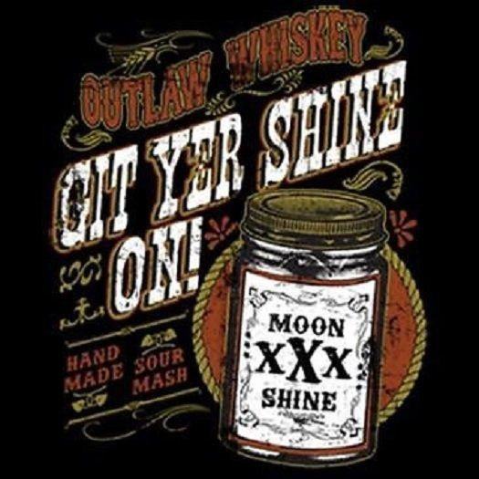 Midnight Runners T-Shirt Genuine Moonshine Drinking Whisky Booze Mens Tee Shirt