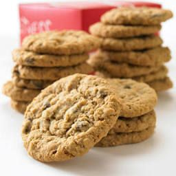 Vanishing Oatmeal Raisin Cookies images