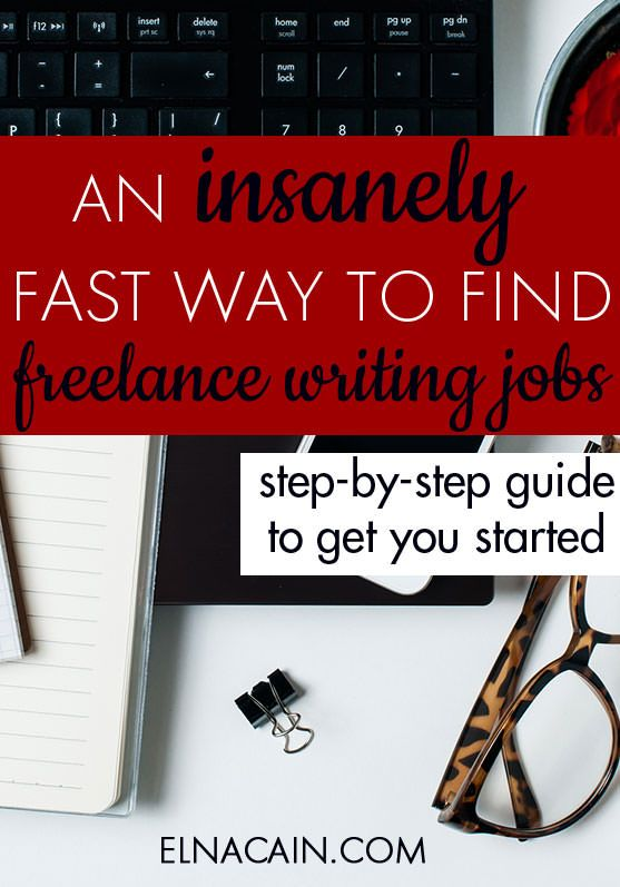 006 An Insanely Fast Way to Find Freelance Writing Jobs