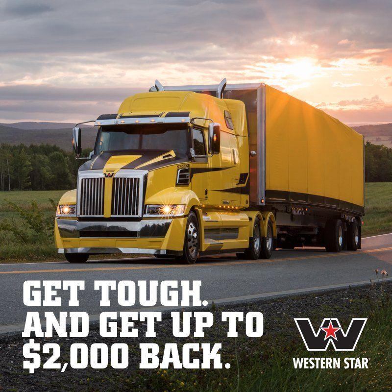 Western Star Trucks Wstrnstartrucks On Twitter Western Star Trucks Trucks Big Trucks