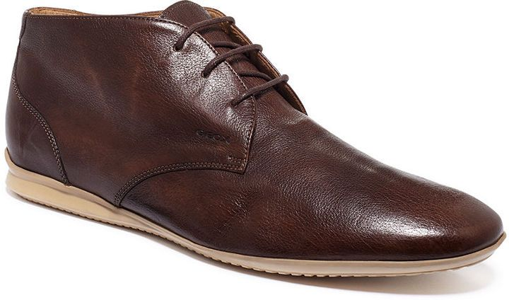 1f442d1479 Geox Gilles Leather Chukka Boots on shopstyle.com | Miguel's Board ...