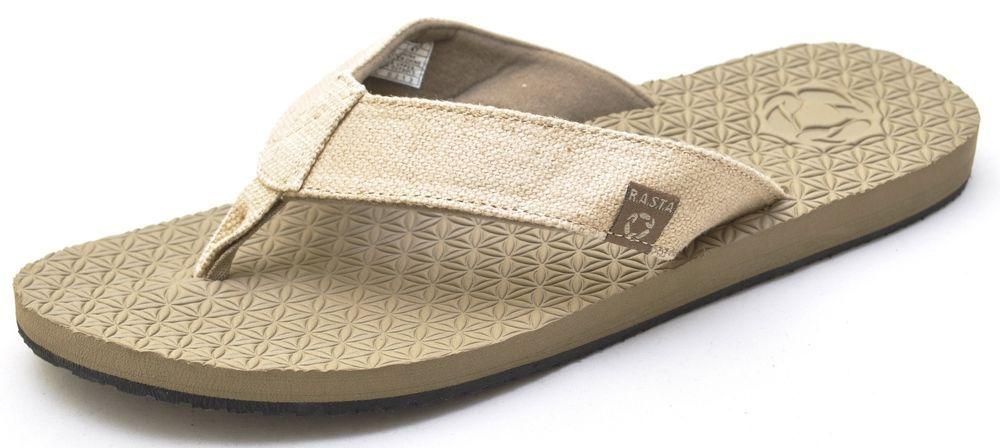 97b25fcd91ce Sanuk RASTA DIDGERIDUDE Thongs Flip Flops Sandals Men s 13 - NEW - SMS2171   Sanuk  FlipFlops