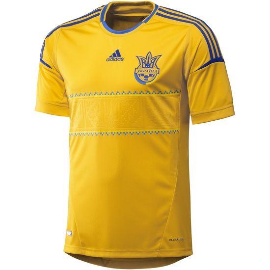 Adidas Ukraine Heim Trikot 20122013 | Trikot, Ukraine und