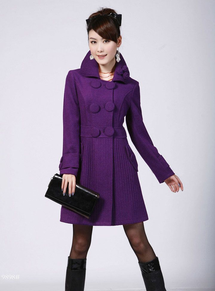 Long winter coat sale – Novelties of modern fashion photo blog