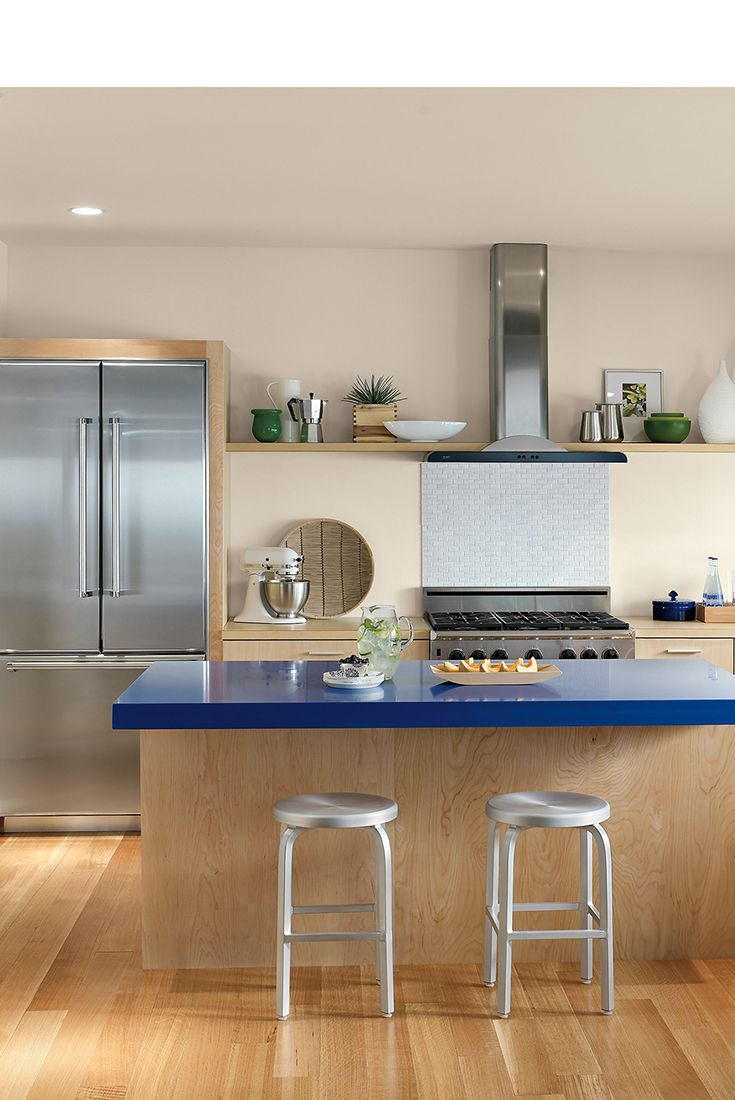 Modern Themed Color Inspiration Gallery Behr Painting Kitchen Cabinets Kitchen Renovation Cream Painted Kitchen Cabinets