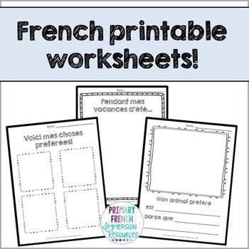 french september printables supply teacher worksheets
