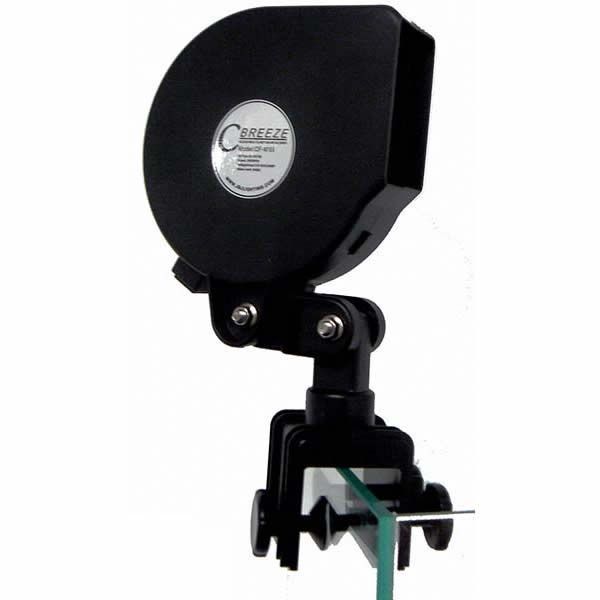 This JBJ C-Breeze Adjustable Clamp On Air Blower is ideal for a tank that only needs to drop 3 to 5 degrees. It's flexible and movable on the tank, making it a great fit for bigger tanks!