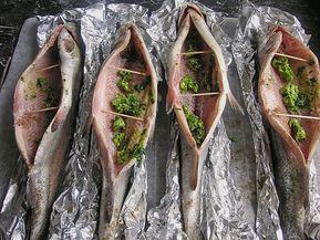 Backofen Forelle von mewalter | Chefkoch