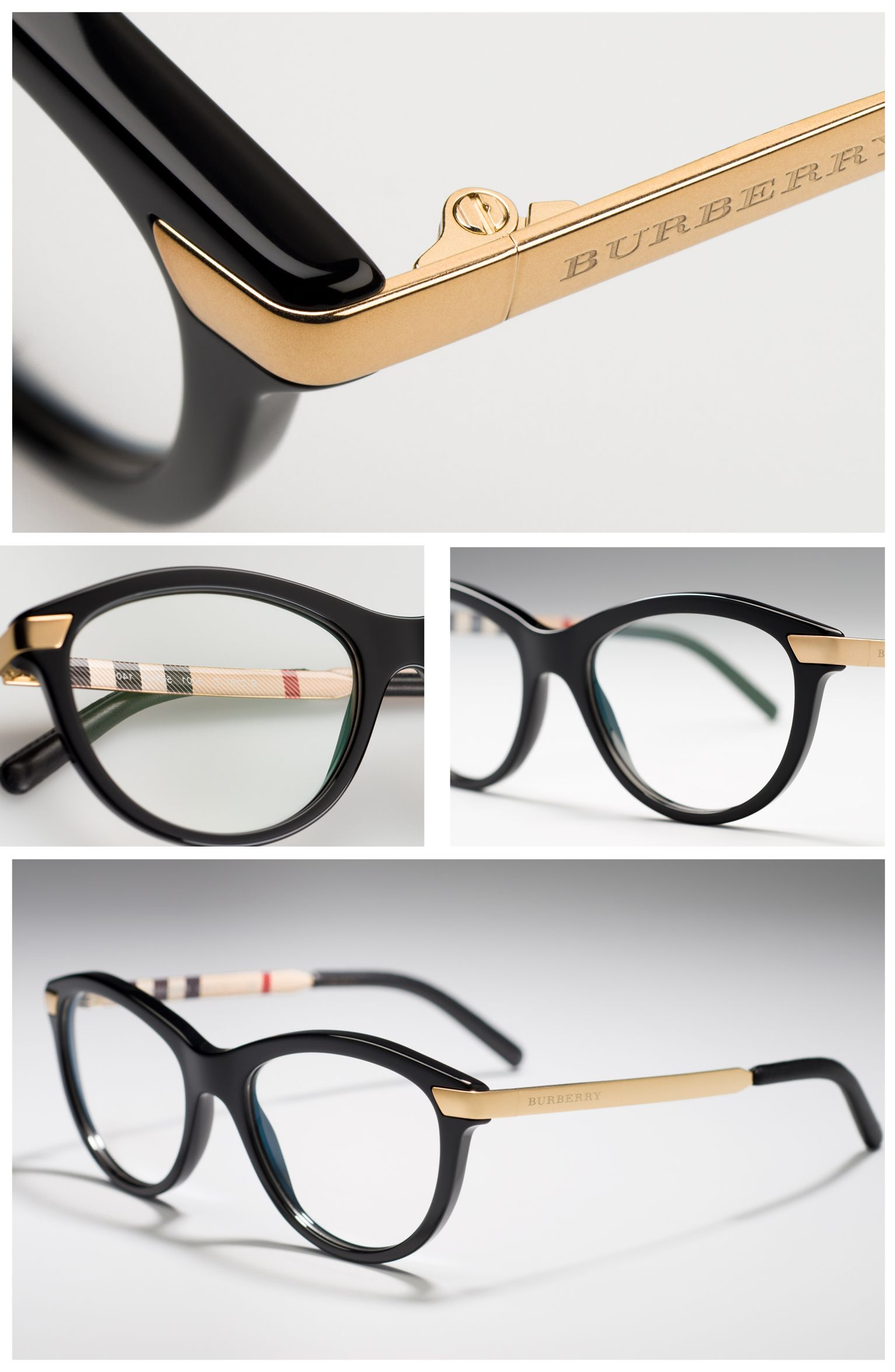 128db04034 Burberry. Always winning. Glasses Online