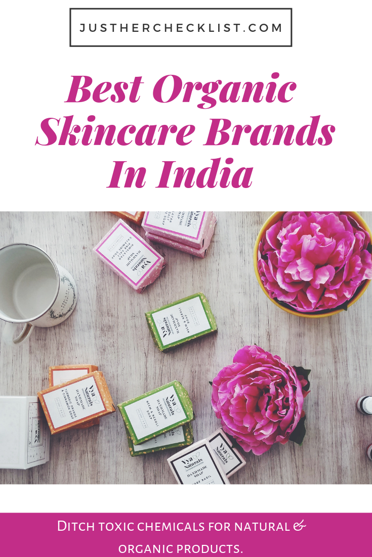 6 Best Organic Skincare Brands in India Organic skin