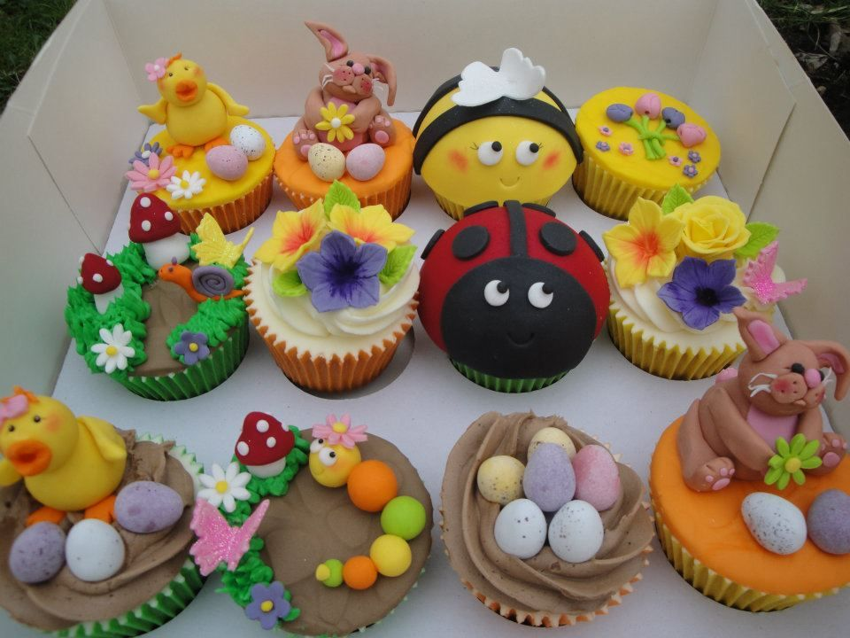 cupcakes.... So stinking cute