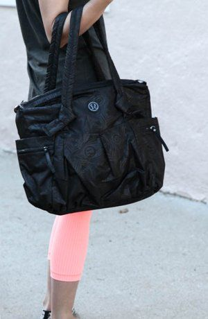 Lululemon Triumph Tote Gym Bag Accessories Misc S