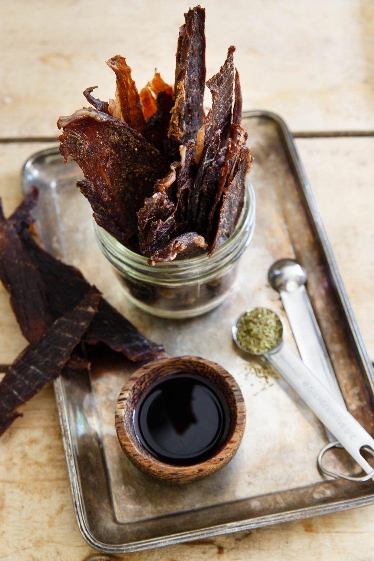 Easy Ground Beef Homemade Jerky, Original Flavor [GIVEAWAY