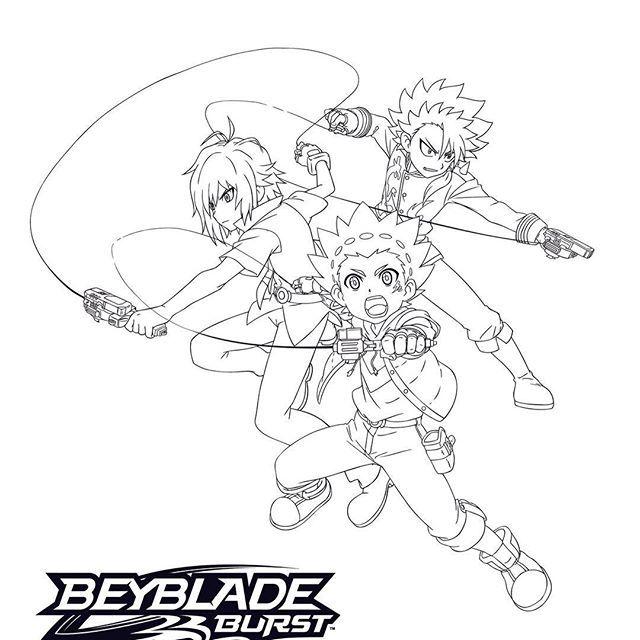 Cozy Coloriage Beyblade Burst Valtryek V3 Genial Amazon