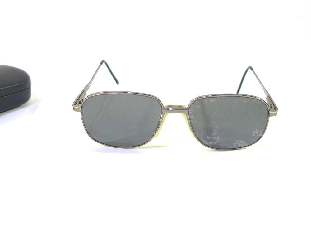 9a19c3c2560 Stetson 171 Zyloware Gunmetal Eyelgasses Frames 56-16-150