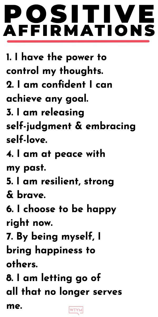Positive Affirmations. Struggling with self-esteem issues or need motivational inspiration to be strong when life gets hard? These positive affirmations for women will become your new mantras & source of encouragement! Whether you're interested in the Law of Attraction or you're trying to develop the healthy habit of positivity; this collection of affirmations will inspire you to live your best life! #positiveaffirmations #affirmation #healthyhabits