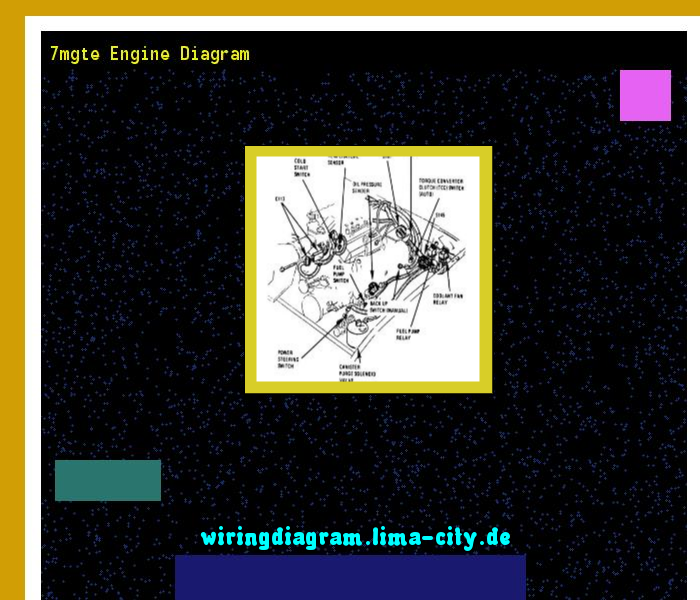 7mgte engine diagram wiring diagram 17455  amazing wiring