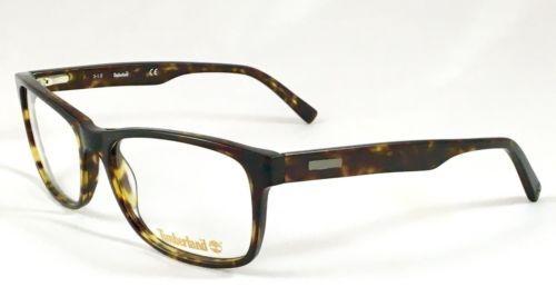 New TIMBERLAND TB 1549 Dark Havana Men's Eyeglasses Frames 55-16-140