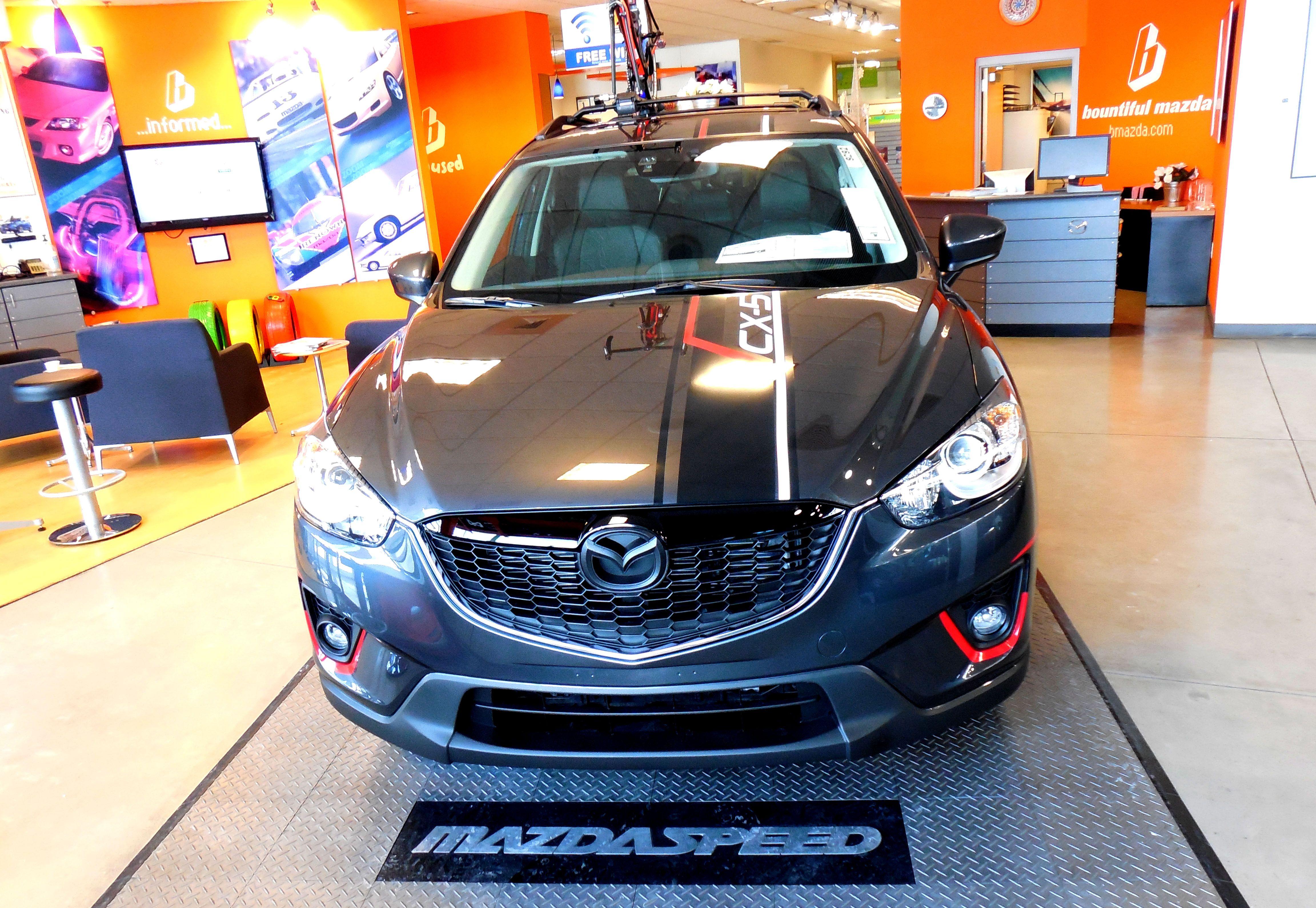 bountiful mazda s 2014 mazda cx 5 tricked out cars
