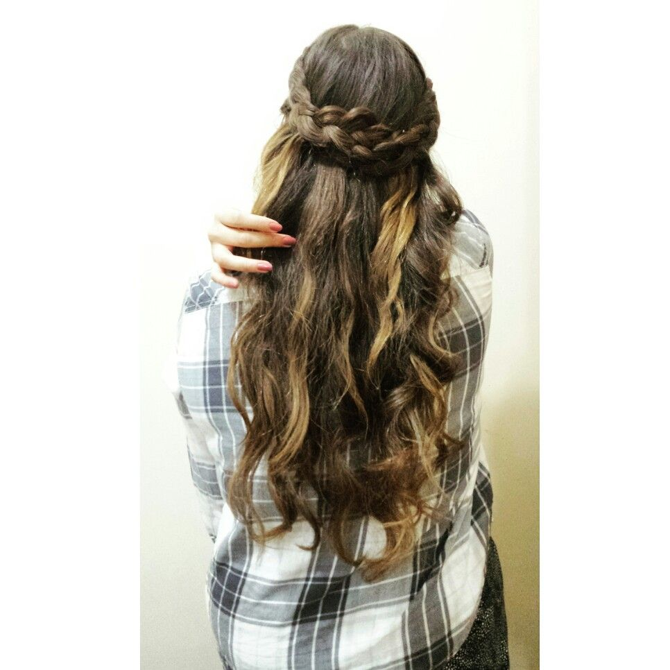 My hair #balayage #longhair