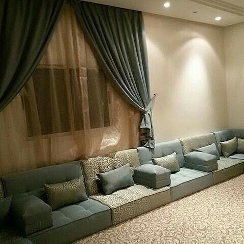 16 Likes 3 Comments ديكور و مفروشات أحمدالحلبي Decorations Tob1 On Instagram ديك Modern Furniture Living Room Floor Seating Mediterranean Living Rooms