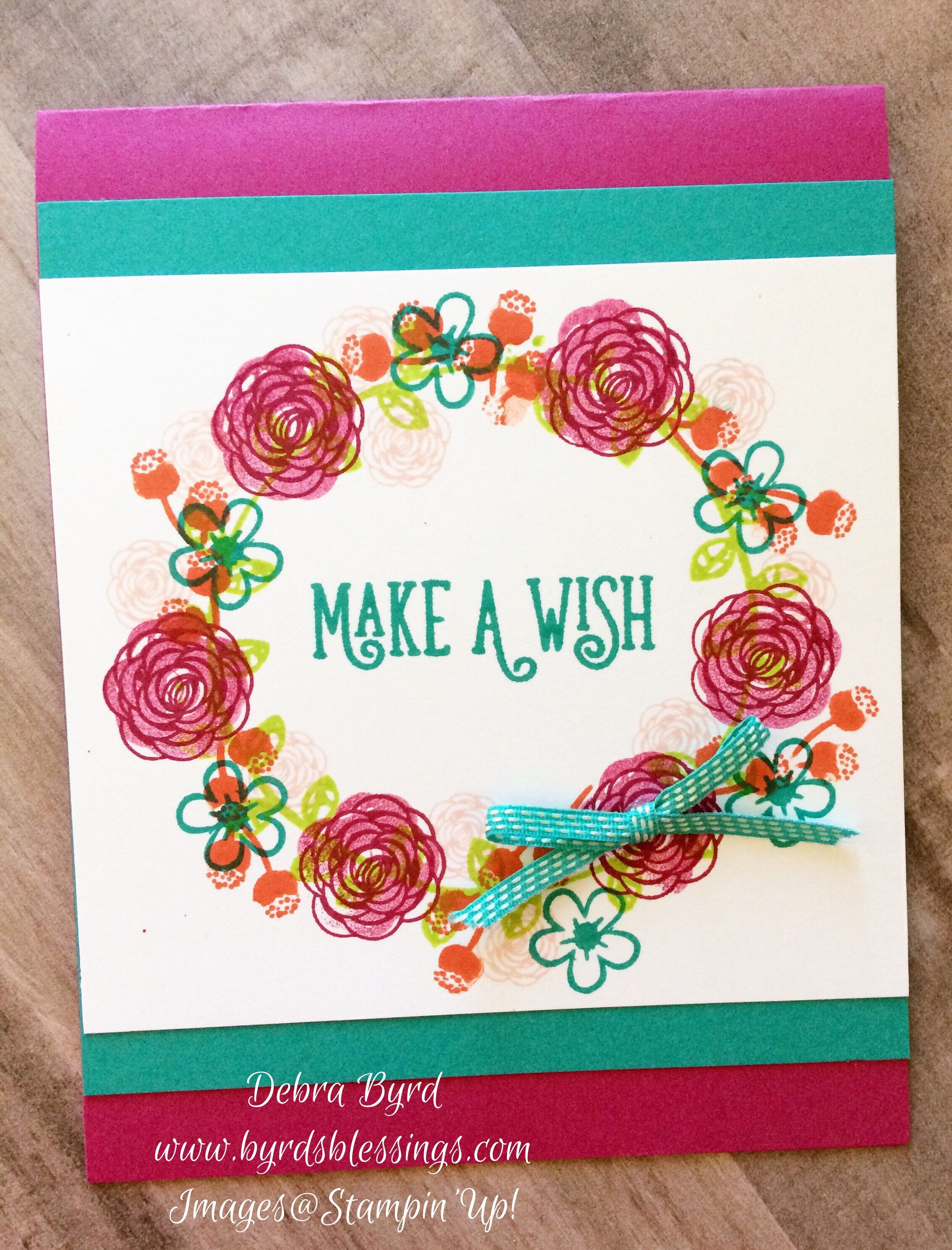 Happy birthday gorgeous stampin up byrdsblessings 2017 just wanted to share a couple of cards using the new upcoming stampdie bundle called happy birthday gorgeous and some of the new incolors kristyandbryce Images