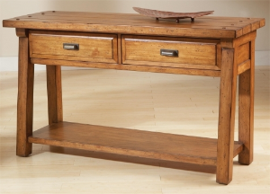 Broyhill Furniture Attic Heirlooms Sofa Table Broyhill