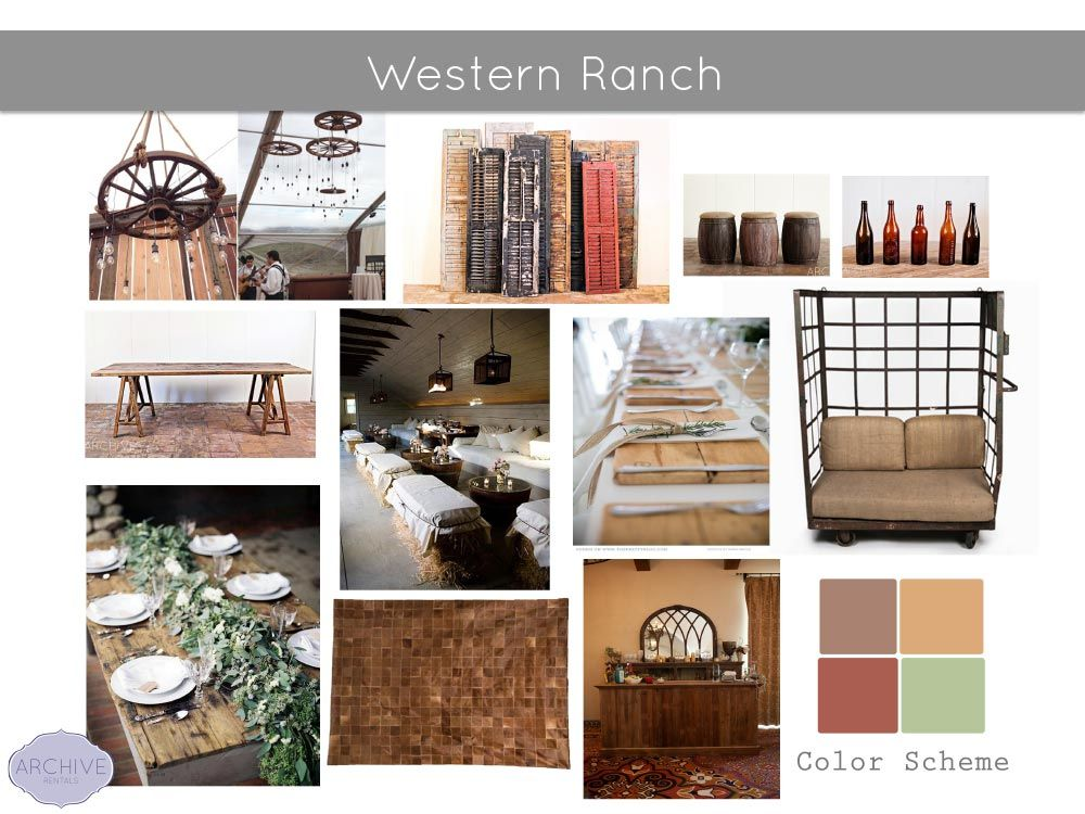 Archive Corporate Rentals Western Ranch - Thornton Winery, Temecula, 2014