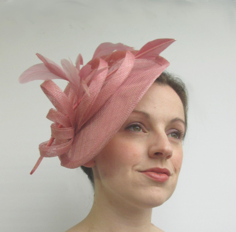 Pink Hatinator - Dusky Pink Hat b3d1bc67ece