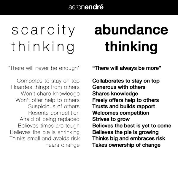 Familiarize yourself with what your abundance blocks are, why they exist, and which ones could be sabotaging your ability to manifest the abundance you desire. Read more: http://infoselfdevelopment.com/how-to-clear-your-hidden-abundance-blocks-permanently/