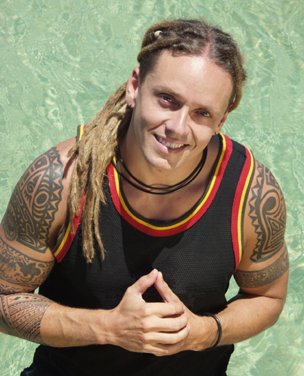 O-Shen- Reggae artist from Papua New Guinea, he sing most of