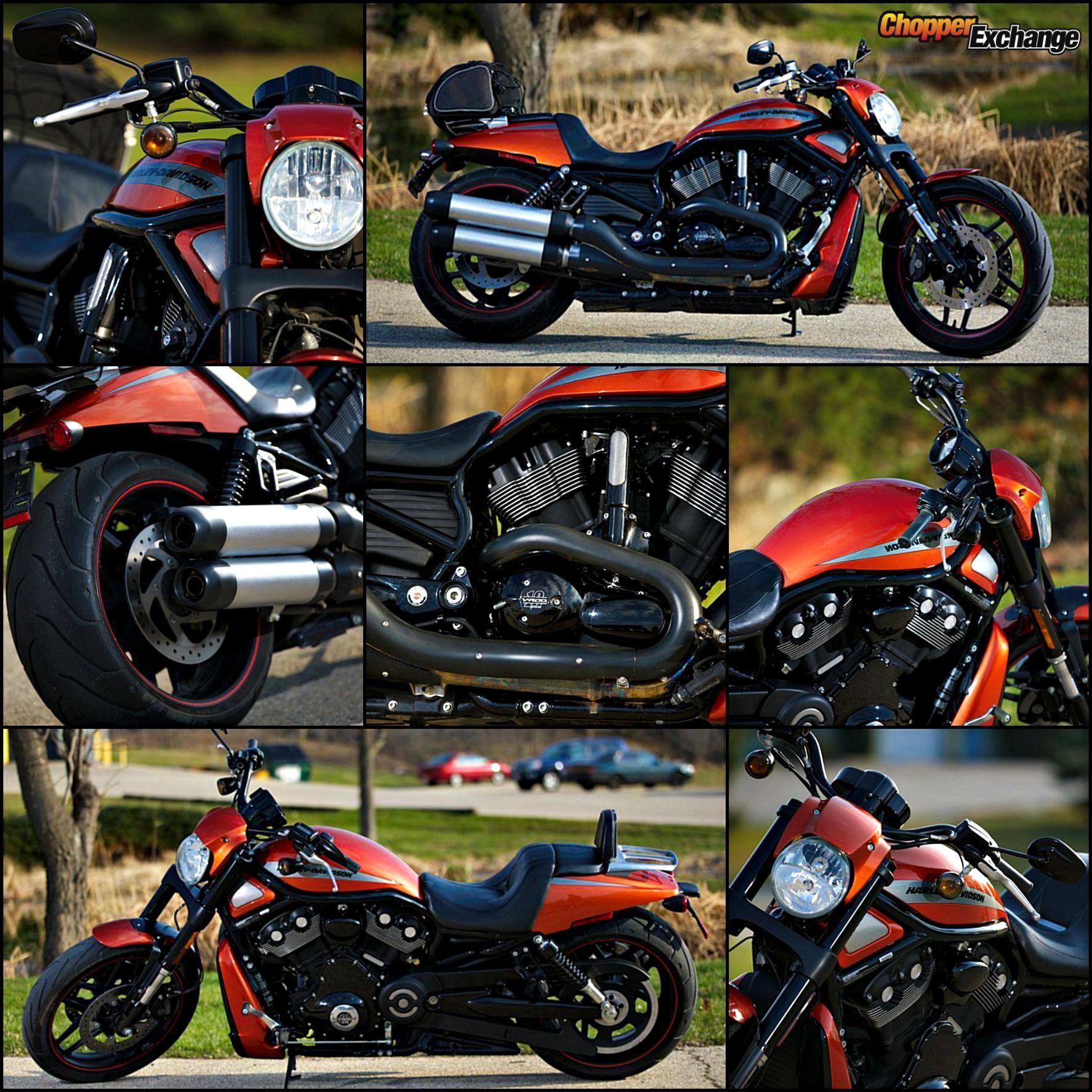 FOR SALE 2012 HarleyDavidson VRod Night Rod Special