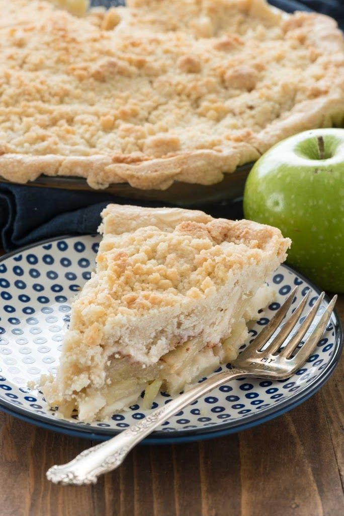 The BEST Crumb Apple Pie Recipe on Yummly. @yummly #recipe